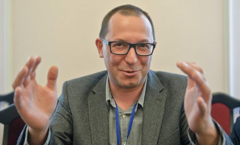 Paweł Skutecki, poseł Kukiz 15'