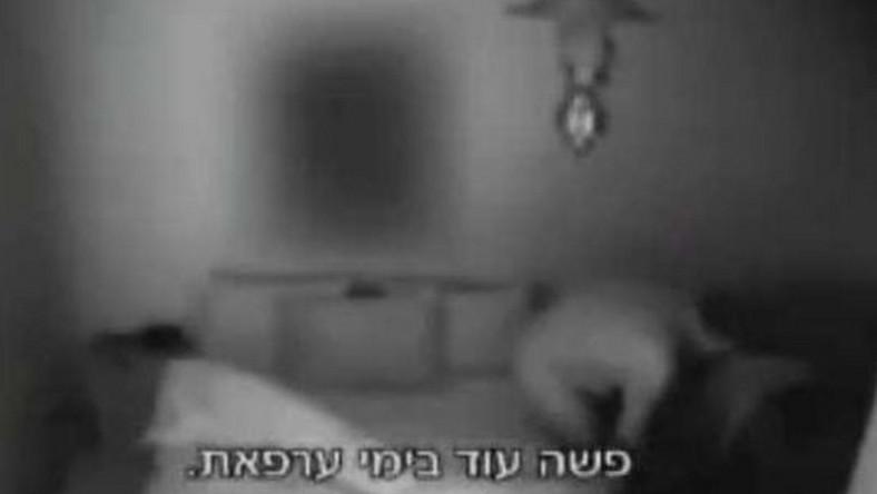 Doradca prezydenta sfilmowany na golasa