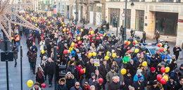 Murem za Hanką - marsz poparcia dla prezydent Zdanowskiej