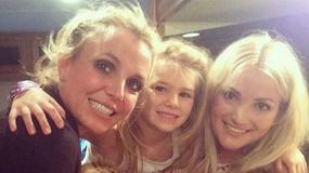 8-letnia siostrzenica Britney Spears walczy o życie