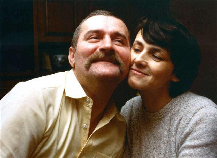 Wałęsa dotknięty zarzutami żony. Czy to koniec ich miłości?