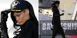 Rihanna znowu ma czarne włosy