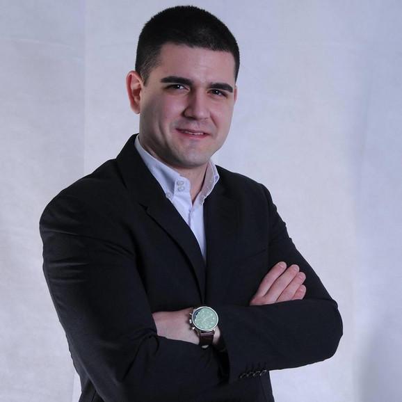 Ubijeni advokat Nemanja Stojanović