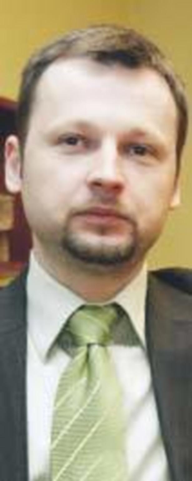 Marek Szymanek, radca prawny z Kancelarii Prawnej Grynhoff Woźny Maliński