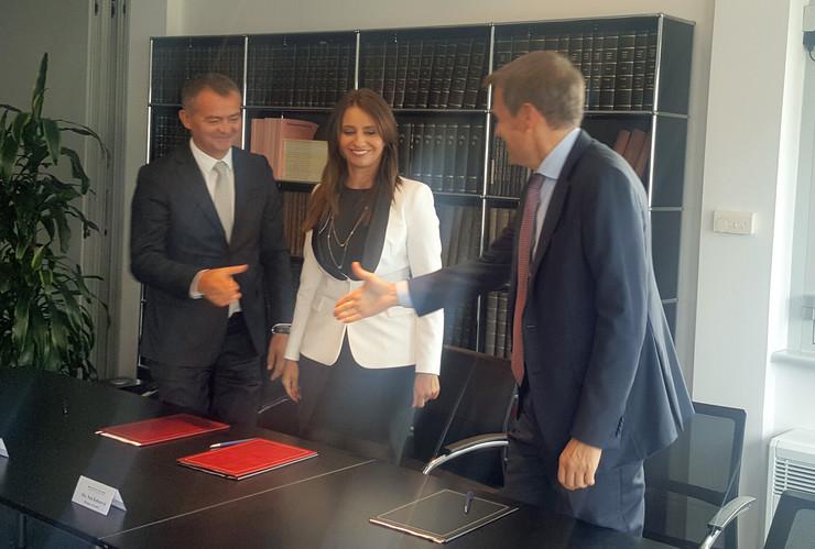 Nela Kuburović, Tanjug, Ministarstvo pravde