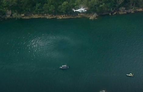 Potraga za hidroavionom koji je pao u reku u Sidneju