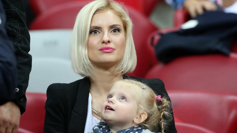 Dominika Grosicka, żona Kamila