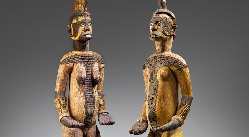 British auctioner sells Igbo sculptures allegedly stolen during Nigerian civil war for N85.6m