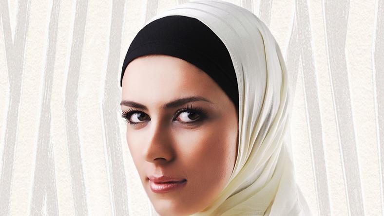 Kobieta w hidżabie