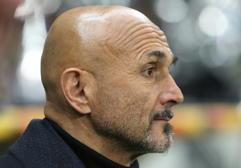 Luciano Spalletti's Inter Milan got back winning before their derby against AC Milan next week