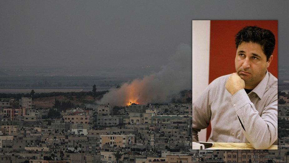 Dziennikarz z Palestyny o obecnej sytuacji na Bliskim Wschodzie