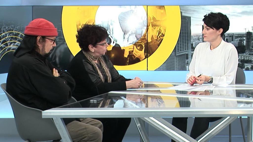 Temat wart uwagi: dr Ewa Pietrzyk-Zieniewicz, Zbigniew Hołdys