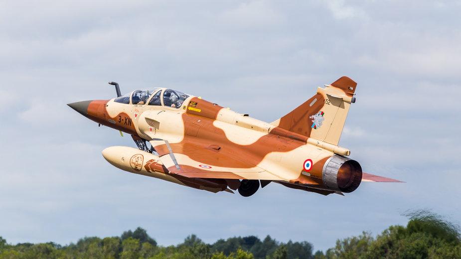 Francuski myśliwiec Mirage