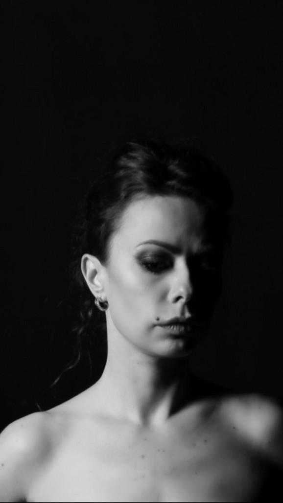 Katarina Marković kao Lu Salome