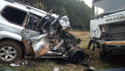 Makueni MCA Harrison Ngui dies in tragic Road Accident