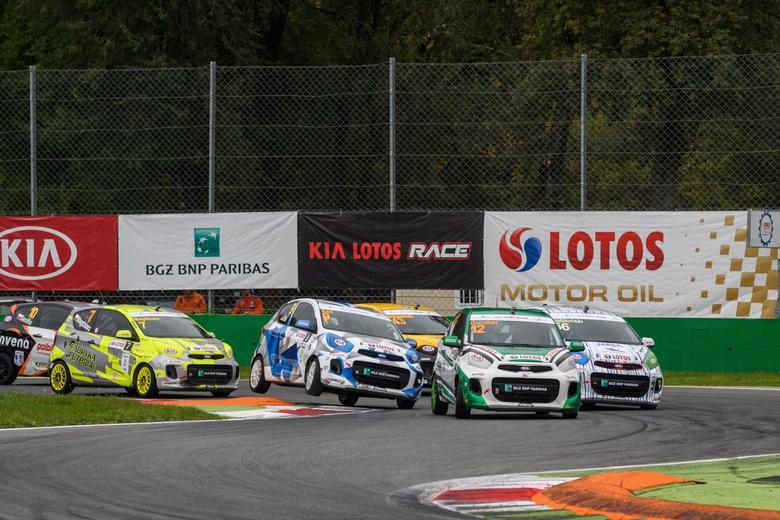 Kia Lotos Race 2017 na torze Monza