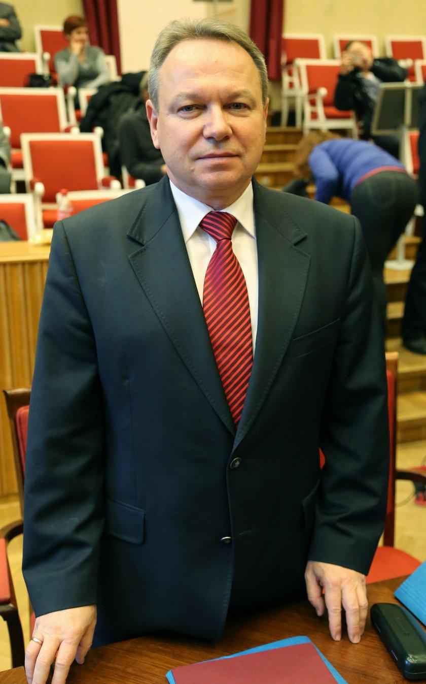 Zbigniew Cierpisz, stołeczny radny