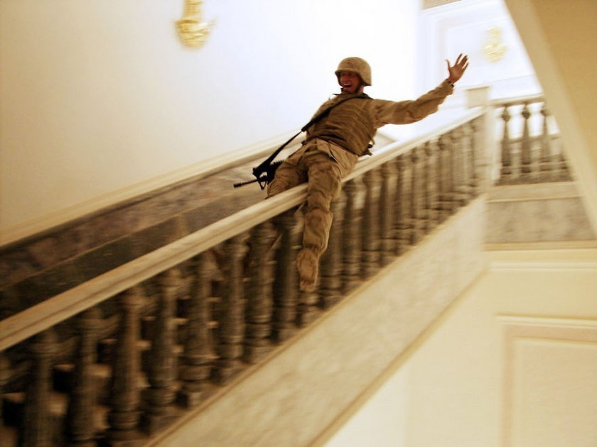 Tak się bawią żołnierze