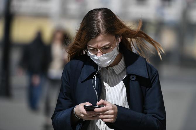 Da li možemo da se zarazimo koristeći mobilni telefon?