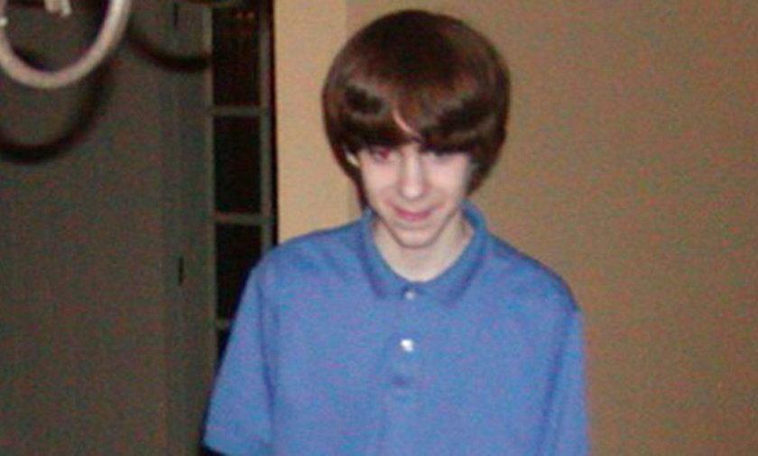 20-letni wówczas Adam Lanza