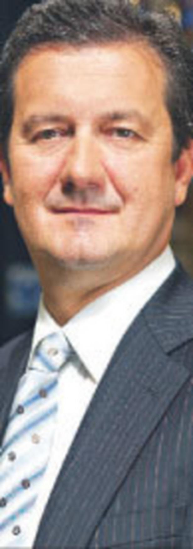 Krzysztof Zdziarski, prezes Pekaes
