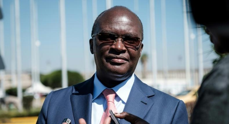 Transport CS James Macharia suspends SGR order on mandatory ferrying of imports