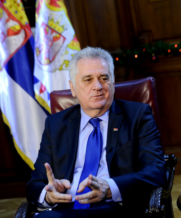 Da li će ga podržati Vučić: Tomislav Nikolić