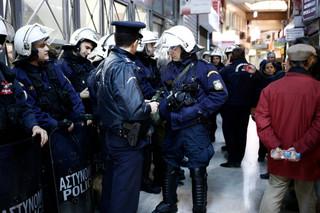Grecja: Dodatkowe siły na ulicach Aten w związku z atakami anarchistów