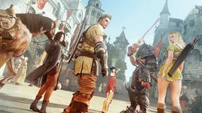 Black Desert Online - gra doczekała się premiery w Europie i Stanach Zjednoczonych