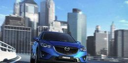 To jest wypasiona Mazda 4x4