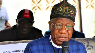 Lai Mohammed urges Nigerians to resist divisive agenda