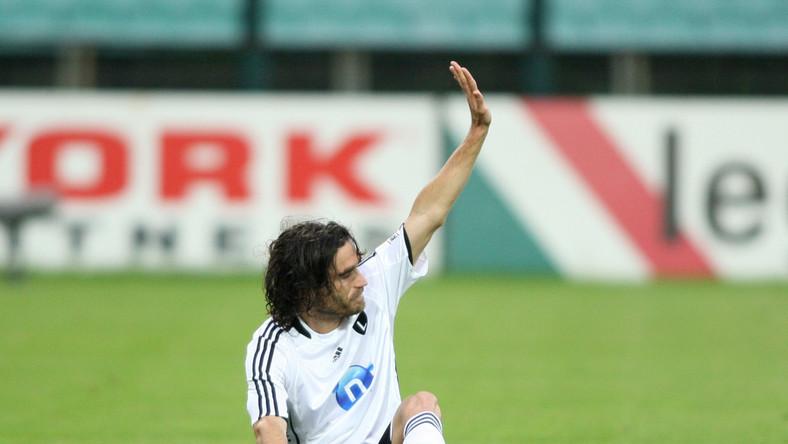 Piłkarz warszawskiej Legii Inaki Descarga przyznał, że gdy grał w barwach Levante sprzedał mecz