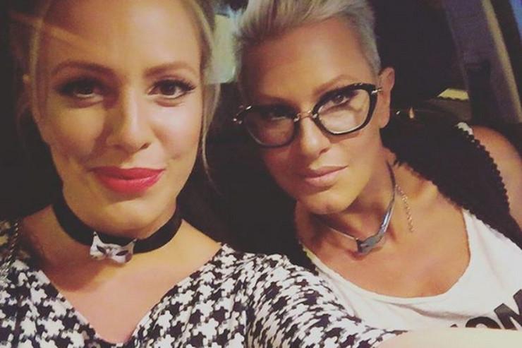 Tijana Dapčević i Tamara Todevska