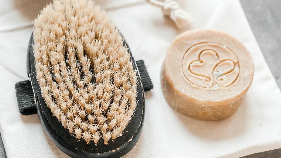 Zastosowania szarego mydła