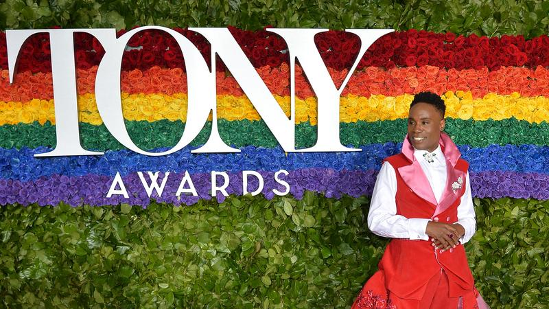 Billy Porter a Tony Awardson / Fotó: Northfoto