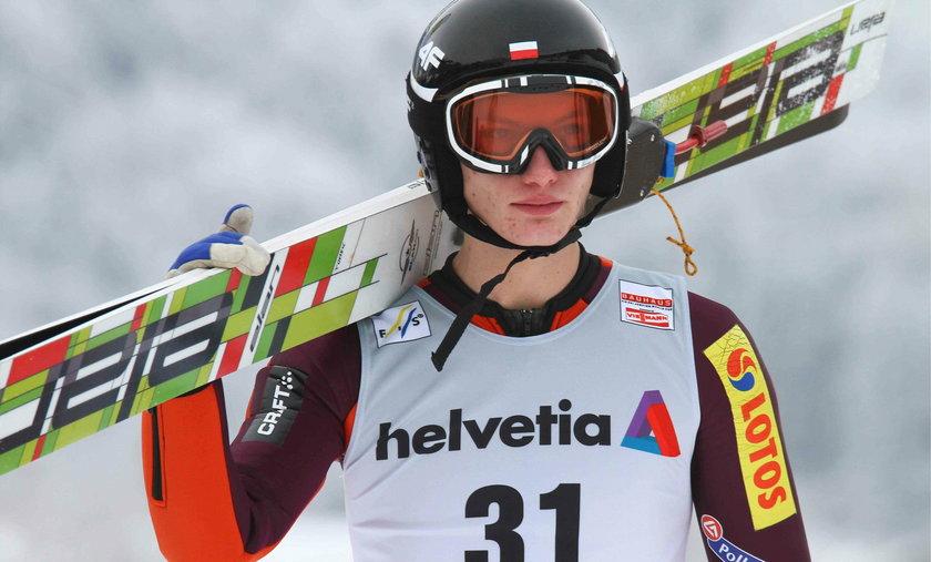 Tomasz Byrt (27 l.) już jako 18-latek stanął na podium zawodów Pucharu Świata w Lahti.