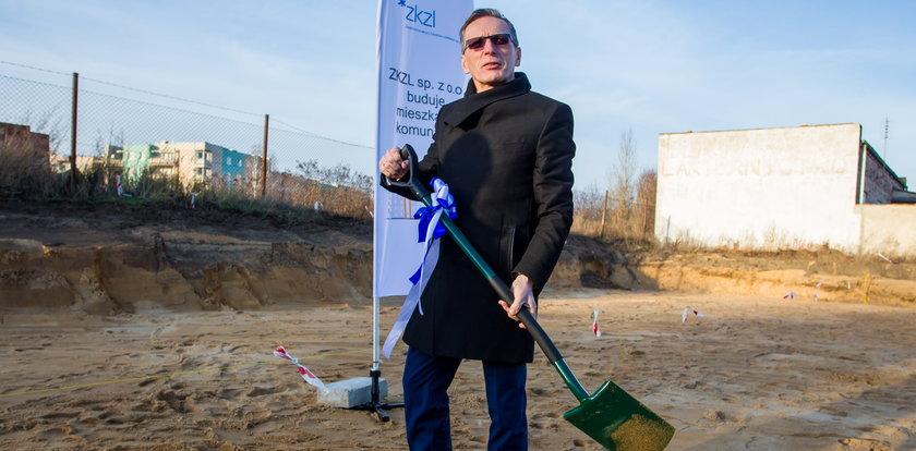 Ruszyła budowa komunałek na Naramowicach