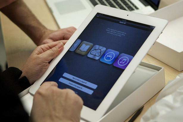 Nowy iPad nie działa w australijskiej sieci 4G.