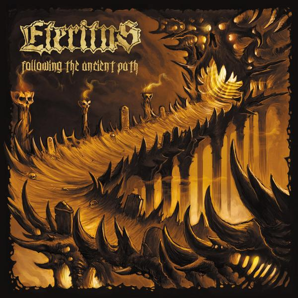 "ETERITUS – ""Following The Ancient Path"""