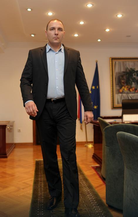Odlučan: Marko Marinković