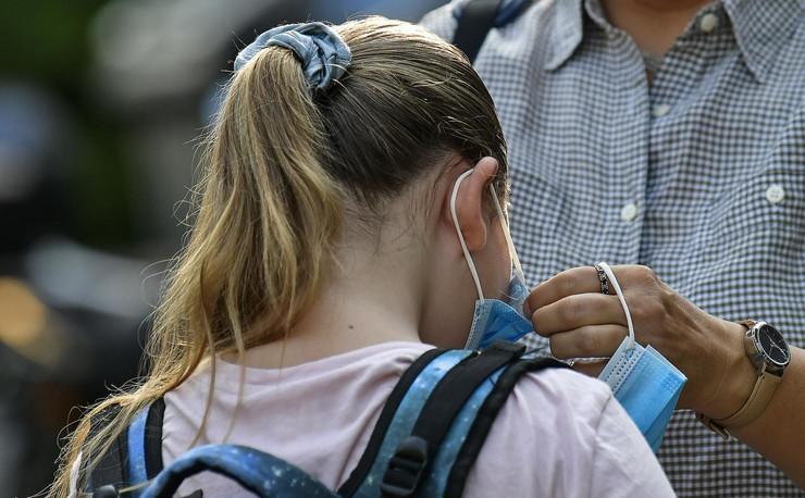 skola korona Nemacka Gelzenkirhen 2 foto Tanjug AP