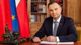 Prezydent Andrzej Duda zdradził, jak będą wyglądały matury