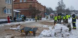 Ewakuacja mieszkańców Płocka. Poziom wody błyskawicznie się podnosi