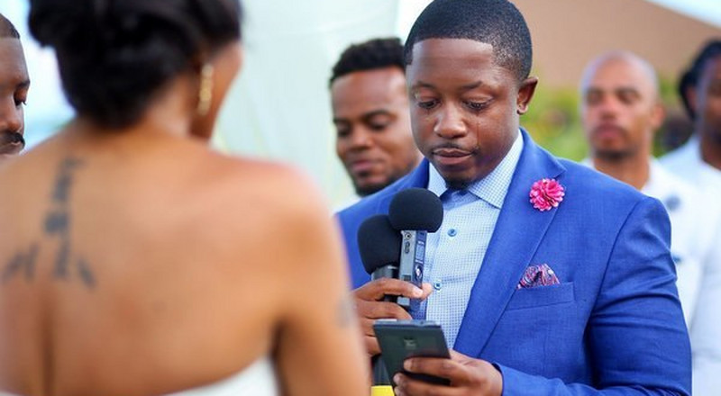 Here are reasons why grooms cry at wedding ceremonies