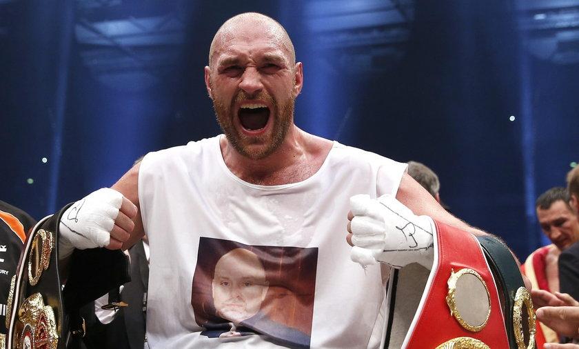 Sensacja. Koniec ery w boksie. Fury pokonał Kliczkę!