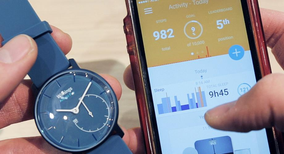 Smartwatch Withings Activité Pop im Hands-on
