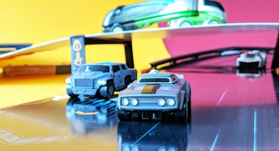 Anki Overdrive Fast & Furious Edition im Vollgas-Test