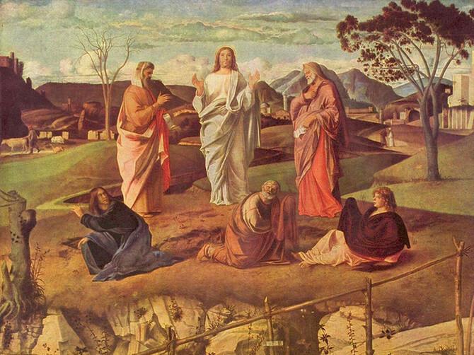 Preobraženje Gospodnje je jedan od velikih verskih praznika