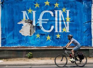 Grexit mógłby umocnić strefę euro?