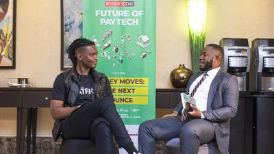 'It's a game of innovation,' Patricia Technologies CEO Agbodje says